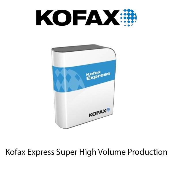 Kofax KX-SSC0-0001