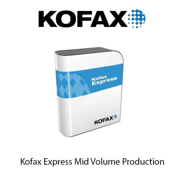 Kofax KX-MSC0-0001